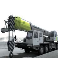 Popular zoomlion 55ton mobile boom truck crane qy55 qy55d qy55D531 cranes for sale