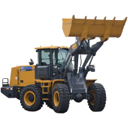 Top brand XCM G LW300 LW300FN 3t small wheel loader with spare parts factory supply price