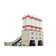 HZS270K concrete batching plant with good price for sale