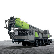 Popular zoomlion 50 ton hydraulic telescopic boom mobile truck crane QY50 QY50H for sale
