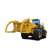 Factory LW1000K Forestry Clamp 10t Wheel Loader for sale