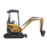 Popular products xcm g XE15U 1.5 ton small crawler excavator used price for sale