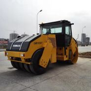 CMR030VT 3T Double Drum Roller Mixed compactor from factory
