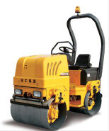 HOT SALE XMR15S 1 ton compactor vibratory roller machine price