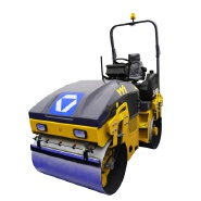 Hot sale XMR303 3 ton double drum road roller compacting equipment