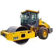 New hot sale 14 ton XS143H XS143 xcm g road roller compactor machine with spare parts price list