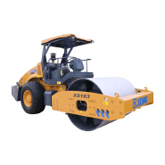 XCM G XS163 single drum full hydraulic vibratory mini road roller compactor factory price for sale