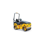 New mini XMR30S double drum compactor Tandem vibratory roller for sale