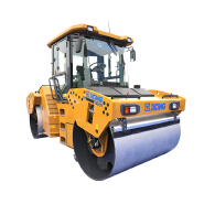 China famous brand 13 ton vibratory double drum road roller XD133S factory price for sale
