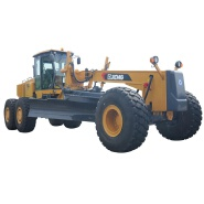 Cheap price motor grader GR3003 auto leveling machinery for sale