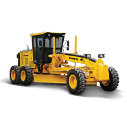Chinese famous brand SHANTUI new model motor grader sg163 SG16-3 with parts for sale