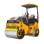 Guangxi liugong 3 ton road roller compactor 6032E used cheap price for sale
