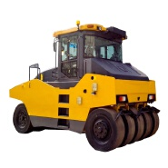 High Quality China Brand 20ton Small Road Roller XP203 tyre compactor price