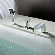 Kaiping Dima Sanitary Co., Ltd. Bathtub Mixer
