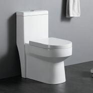 OT315 Factory direct sell smooth glaze s trap porcelain toilet bowl
