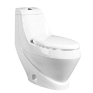 Hot selling high quality cheap bathroom toilet set with pedestal sink
