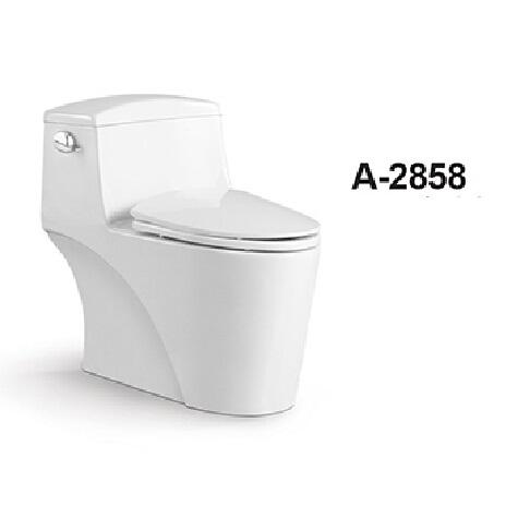 A-2858 new wc toilets rimless Toilet ceramic toilet sanitary ware