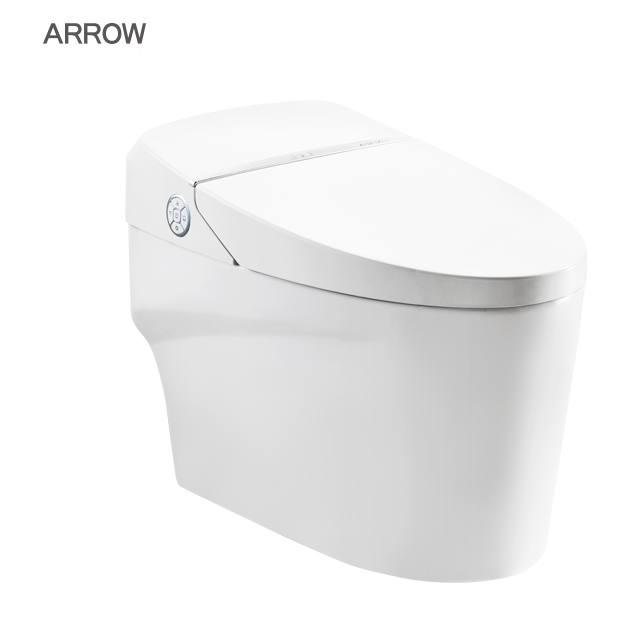 ARROW brand Foshan bathroom sanitary wares popular types WC toilet made in china ceramic toilet shattaf