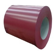 Prepainted zinc coating galvanised steel coil 0.4mm thick ppgi