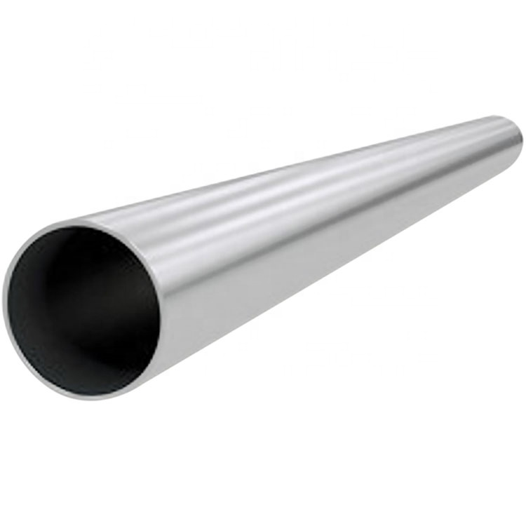 Good Quality ASTM 304 304L 316L Corrosion Resistant Round Polished Stainless Steel Pipe and Tube