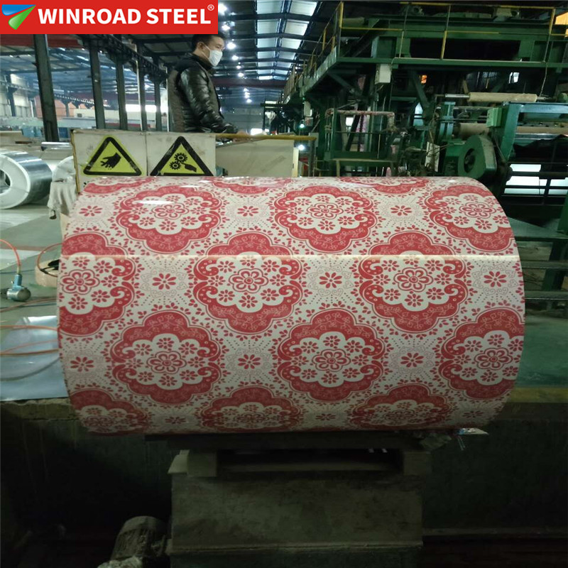 Ppgi zhejiang china pvdf protective tape steel color coated roofing material