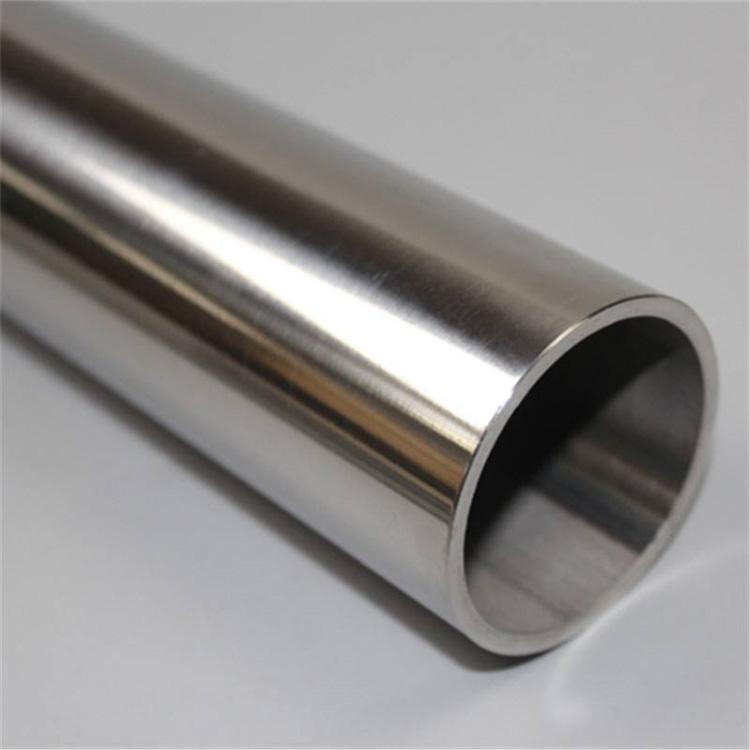 Factory wholesale custom Mirror Welded 304 316L 201 stainless steel pipe