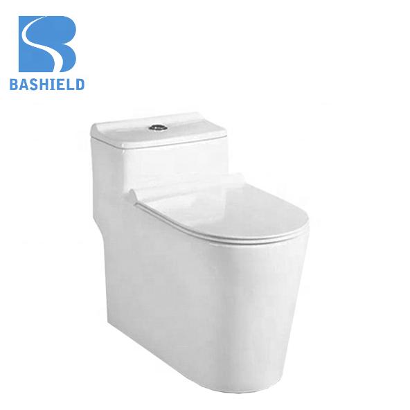 BM1022 super large pipe one piece flushing toilet Bathroom Ceramic Siphonic Closet Toilet