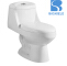 A-6802 Cheap toilet sanitary ware toilet Siphonic toilet for Central and South America