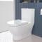 Ceramic Wc Or Japan Sign Modern Bathroom Closet Rimless Washdown One Piece Bowl Cleaner Sanitary Ware Bidet Toilet