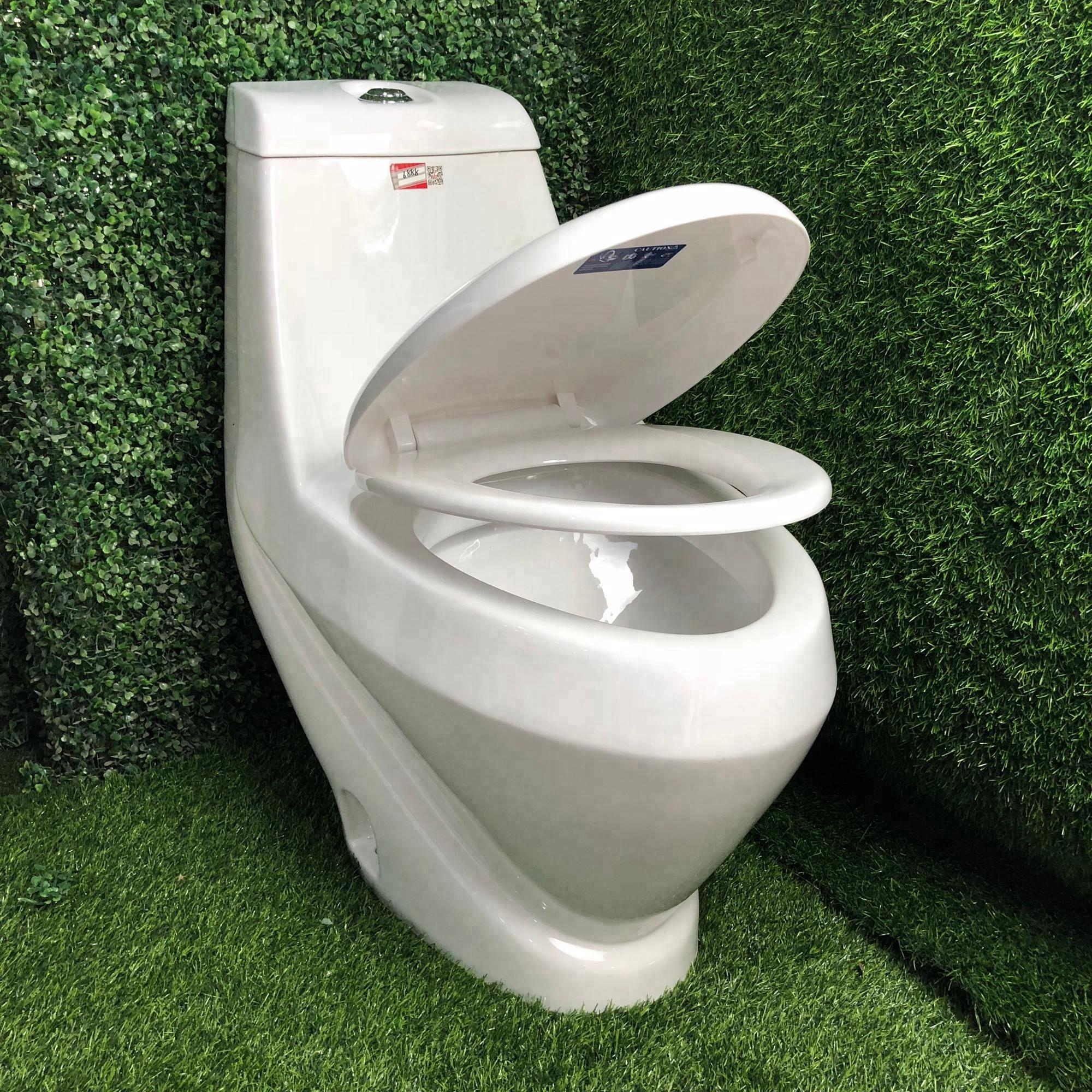 A-6888 cycle Flushing Ceramic toilet, Bathroom Ceramic Sanitary Ware water closet