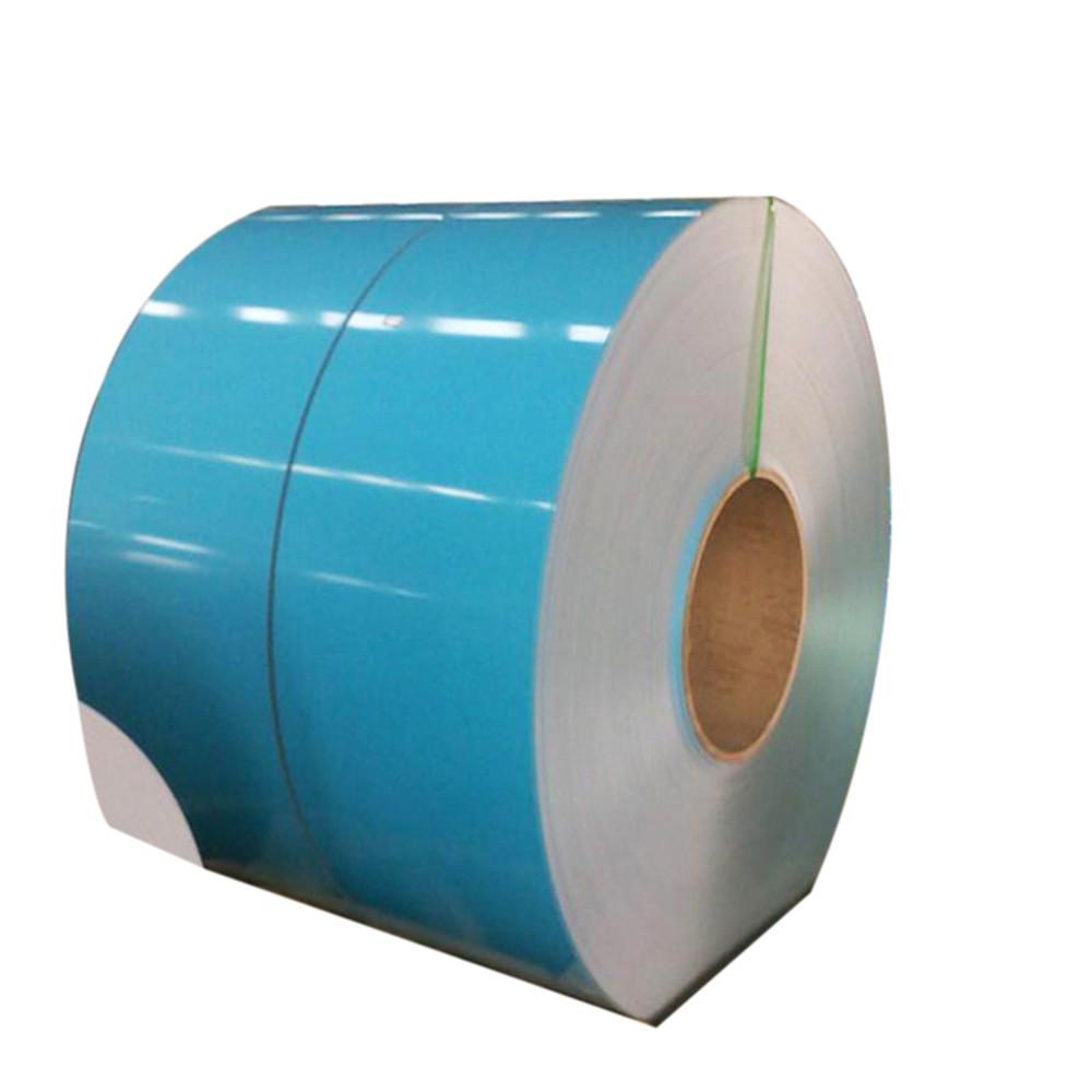 Ppgi color coating zn metal coil prime zinc color coated steel q235a material