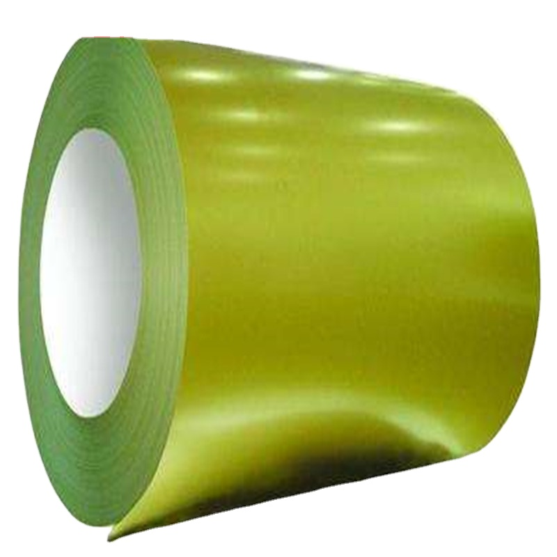 Thickness 0.5-2.1mm full hard ppgi pre-painted galvanized steel coil
