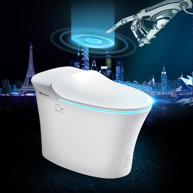 ARROW brand Foshan manufacture high-tech sanitary ware wc intelligent smart auto toilet