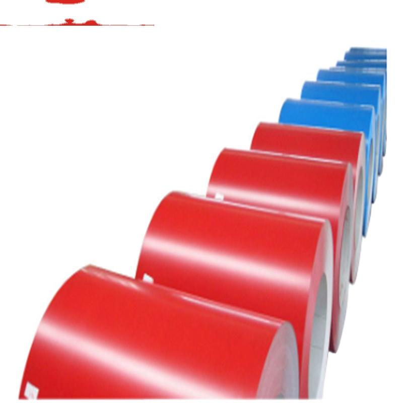 Jisg3312 ral 9002 color coating steel zinc aluminum coil