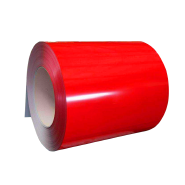 Color coated prepainted galvanized steel coil shandong coil steel ppgi size