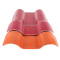 Jiangxi Manufacturer Roof Tiles Prices Corrugated PP Plastic Resin Roof Tiles