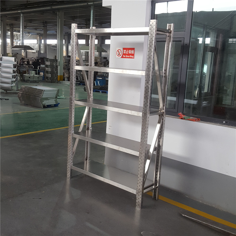 Hot Sale Cheap Stainless Steel Commercial Kitchen Rack Storage Shelf