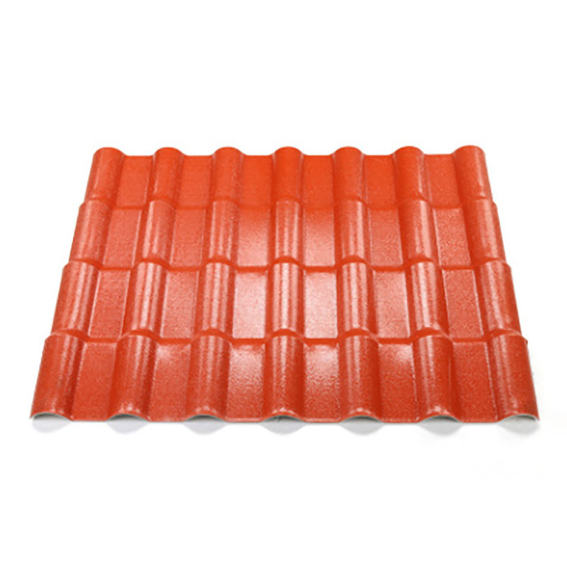 Low price High Quality Roofing Sheet material roof tiles supplier