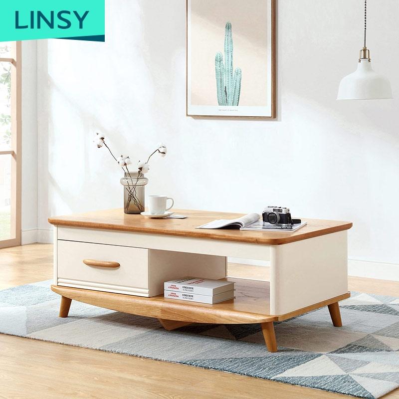 Chinese Modern Design Teak Wooden Tea Table Furniture For Living Room