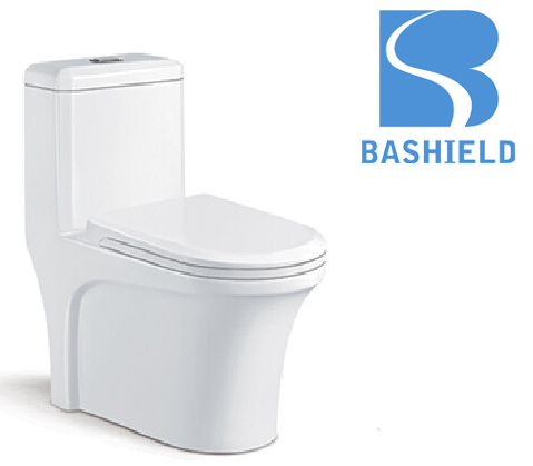A-2862 Ceramic Bathroom 360 eddy one piece toilet Siphonic Flushing One Piece Toilet Closet