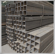 High precision Q345 square steel pipe with DIN ASTM standards