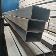 Mild metal steel rhs shs ms erw black square and rectangular hollow section pipes