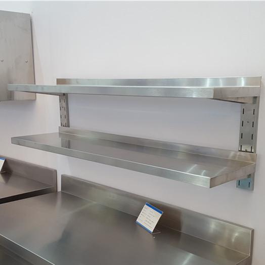 Commercial Restaunrant equipment 2-tier stainless steel kitchen shelf