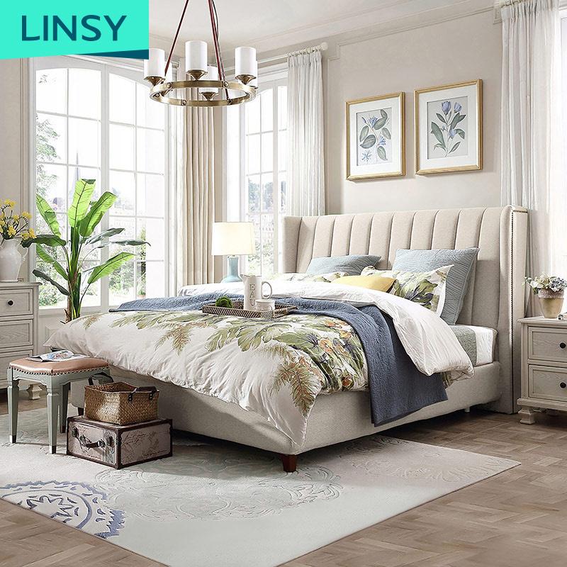 Home Living Bed Room Hotel Wooden Beds King Size Luxury Modern Bedroom Furniture Sets