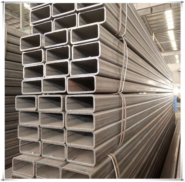 Astm Steel Profile Ms Square Tube Galvanized Square And Rectangular Steel Pipe