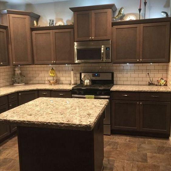 Solid wood American standard cherr/white shaker kitchen cabinet