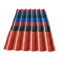New Building Materials PVC plastic asa roofing sheet factory price roof tile