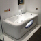 Whirlpool Massage Bathtub Square Hot Shower Luxury Inflatable Free Standing Bathtubs Freestanding Bath Spa Tub