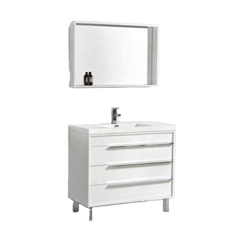 storage white space saving bathroom furniture vanity cabinet
