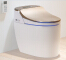 IT-8001 Electric wc gold intelligent bidet smart toilet without tank